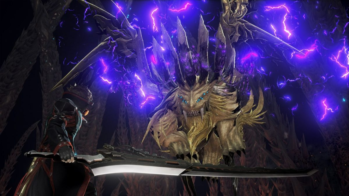 Code Vein Lord of Thunder