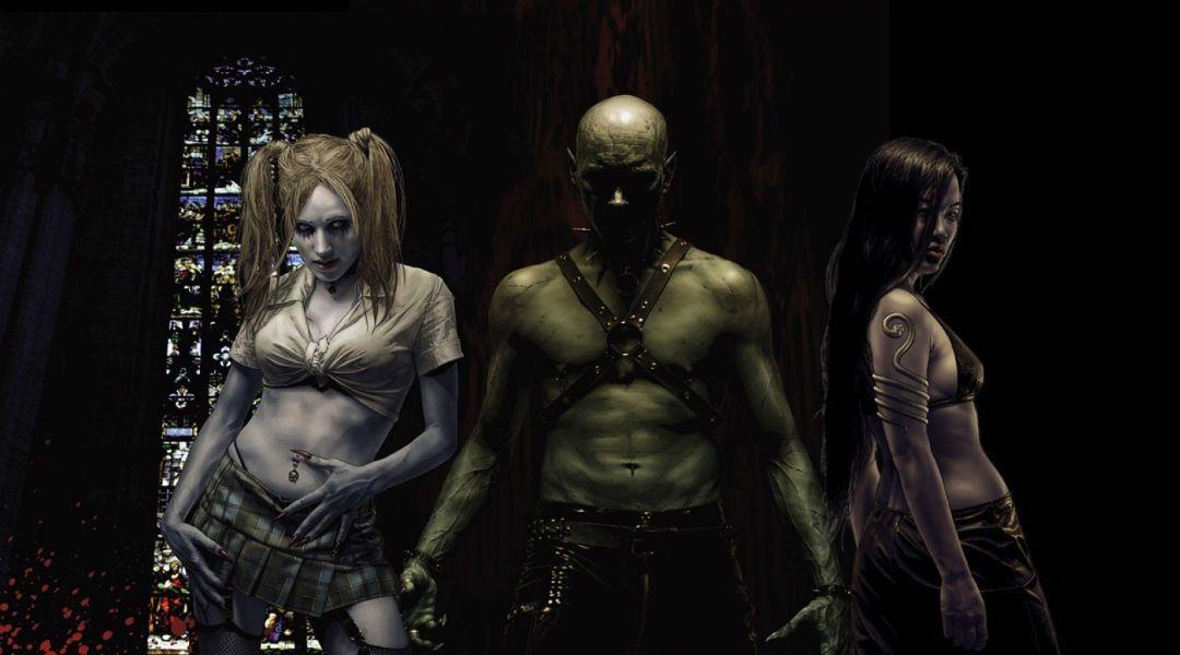 Masquerade Bloodlines 2 world