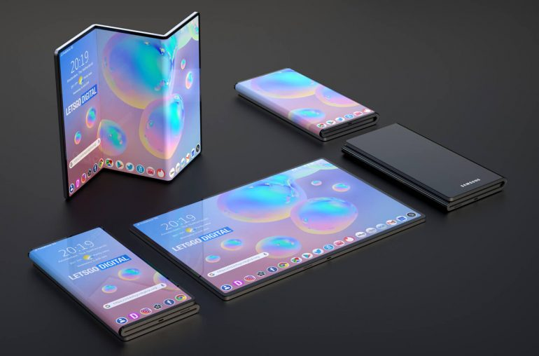 Galaxy Fold 2 Features