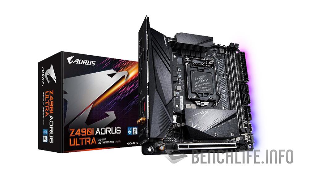 Z490I AORUS Ultra