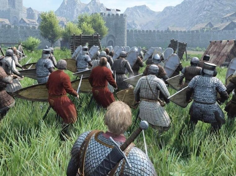 Mount Blade 2 Army