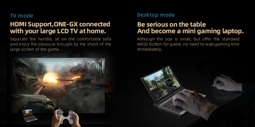 OneGX Game Modes