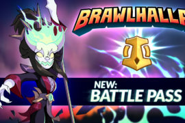 Brawlhalla Battle Pass