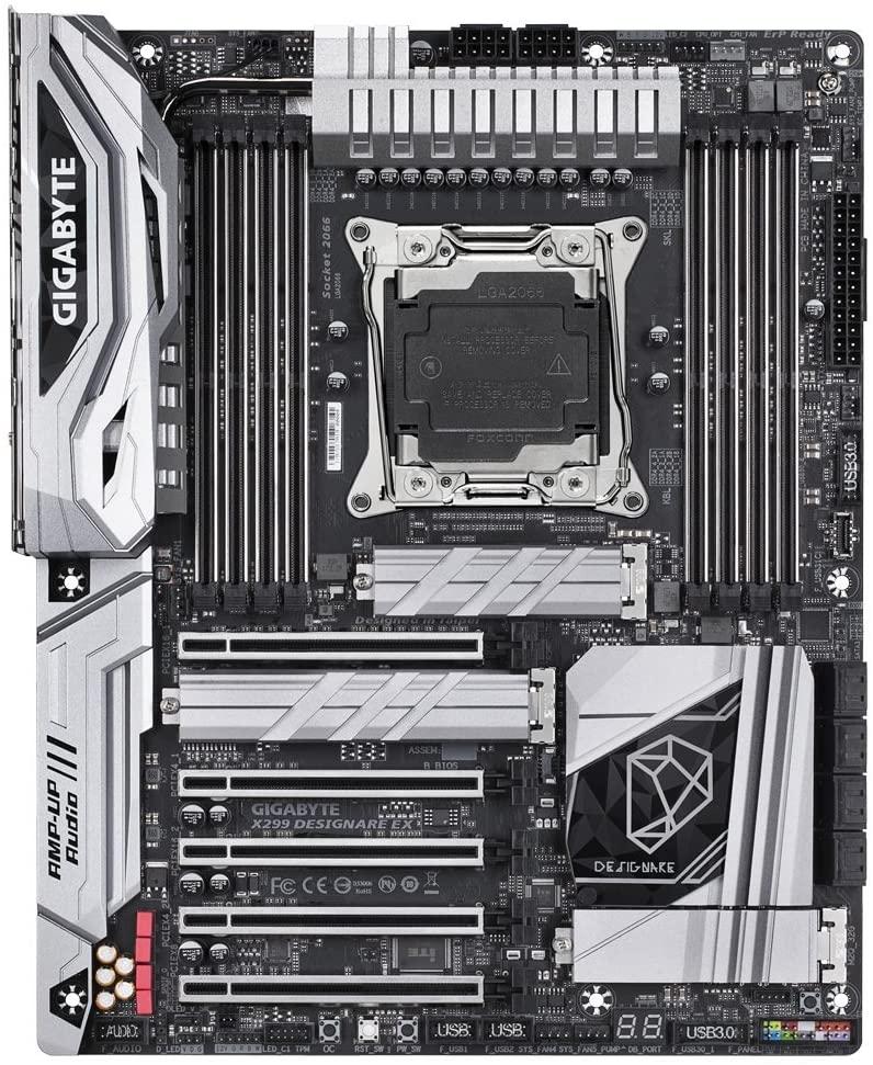 Gigabyte X299 Designare EX Shroud Gaming PC