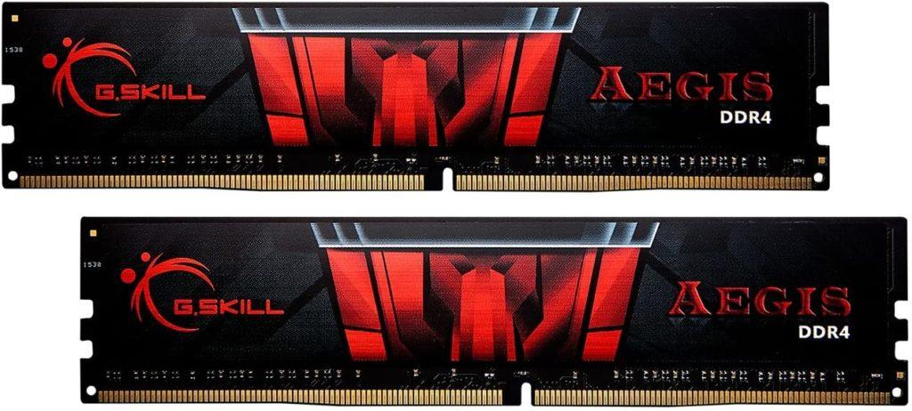 G.Skill Aegis 2 x 8 GB DDR4-3000 CL16