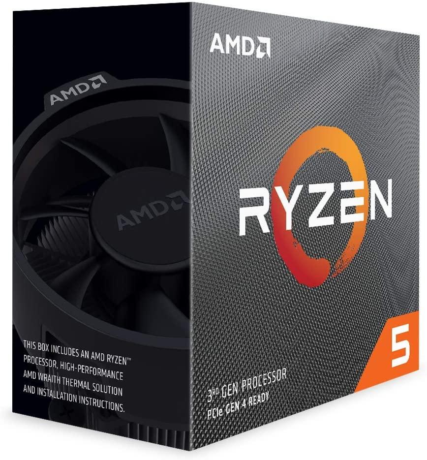 AMD Ryzen 5 3600 Cyberpunk 2077 Ready PC