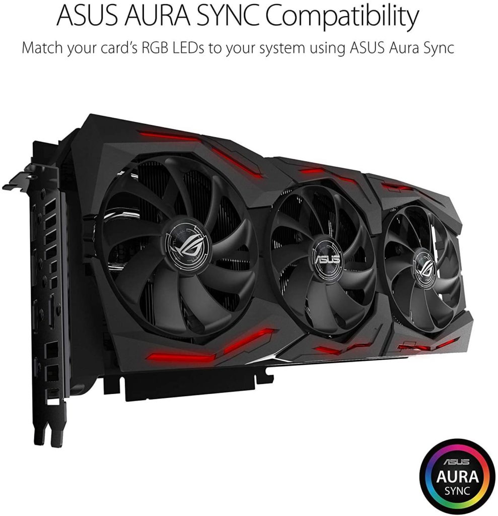 Asus GeForce RTX 2080 Ti 11 GB ROG Strix Gaming OC