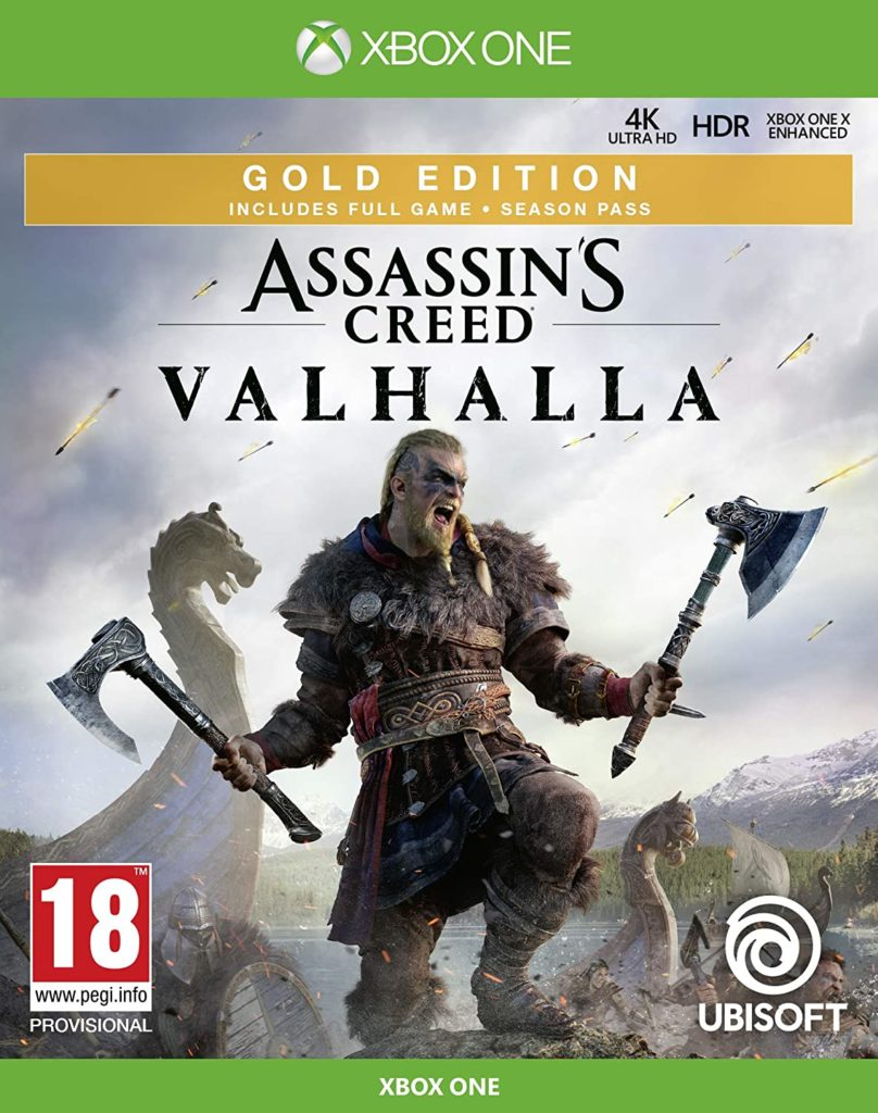 Assassin's Creed Valhalla Gold (Xbox One)