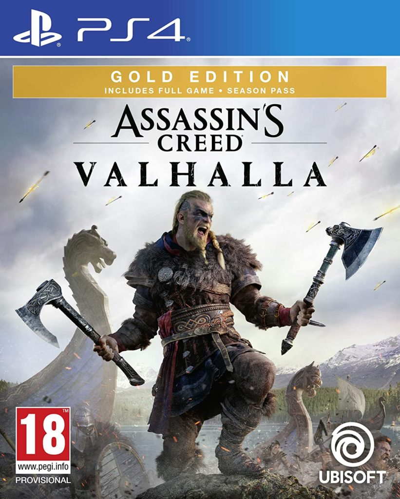 Assassin's Creed Valhalla Gold (PS4)