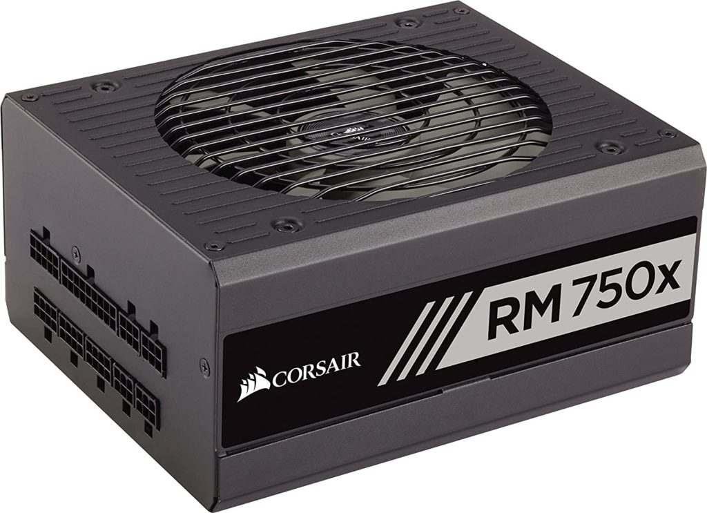 Corsair RM750x Cyberpunk 2077 Ready PC