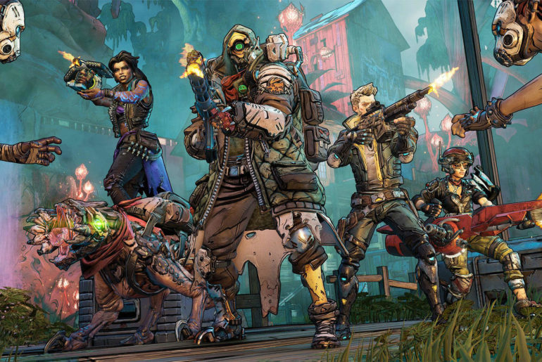 Borderlands 3 sales
