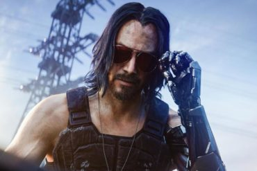Cyberpunk 2077 Johnny Arm