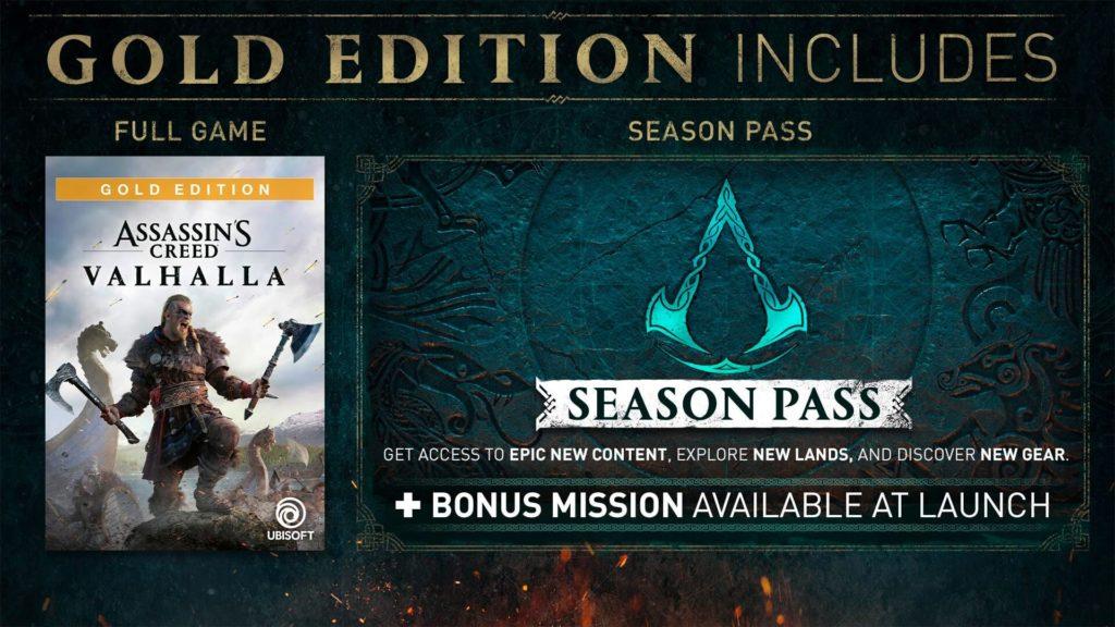 Assassin's Creed Valhalla Gold Edition (PC)