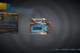 Borderlands 3 Firewall Legendary Shield
