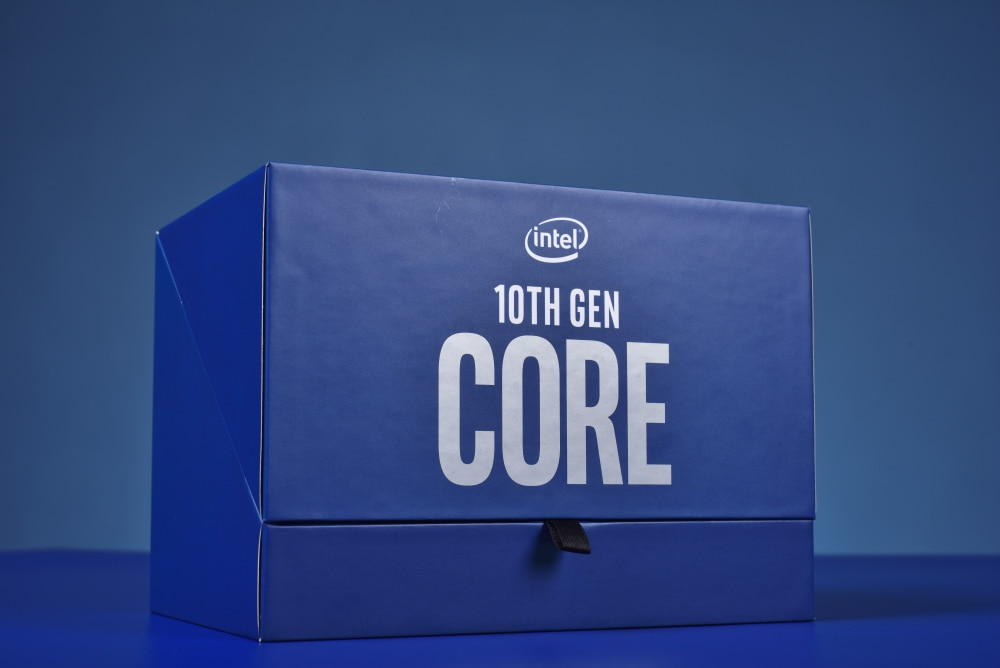 Intel 10th Generation Release