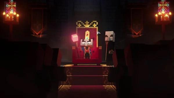 Minecraft Dungeons Arch-Illager
