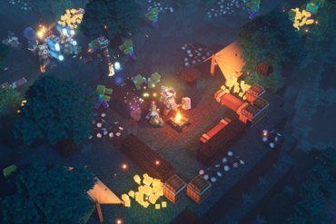 Minecraft Dungeons Arch Haven