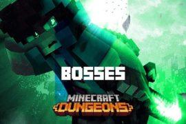 Minecraft Dungeons Evoker
