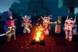 Minecraft Dungeons best armor
