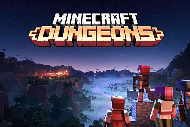 Minecraft Dungeons enchantments