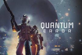 Quantum Error PS5 specs