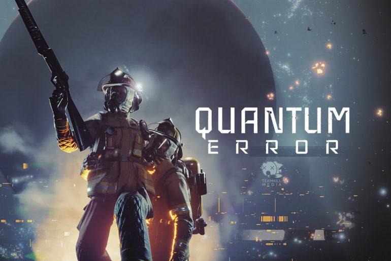Quantum Error PS5 specs