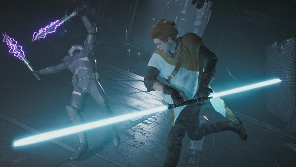 Star Wars Jedi Fallen Order Combat Challenges