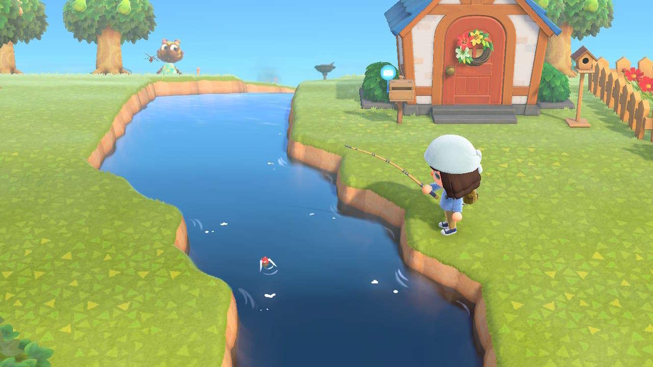 Animal Crossing: New Horizons Catfish