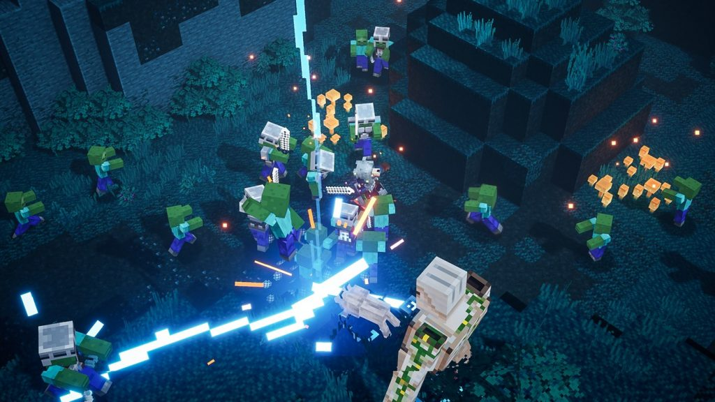 Minecraft Dungeons Enchantment Points