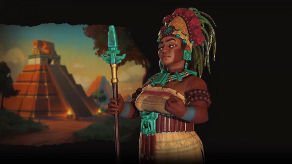 Civilization 6 Maya