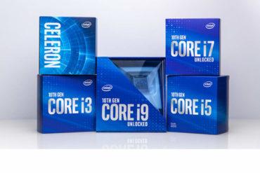 Intel 10th Generation T Series CPUs