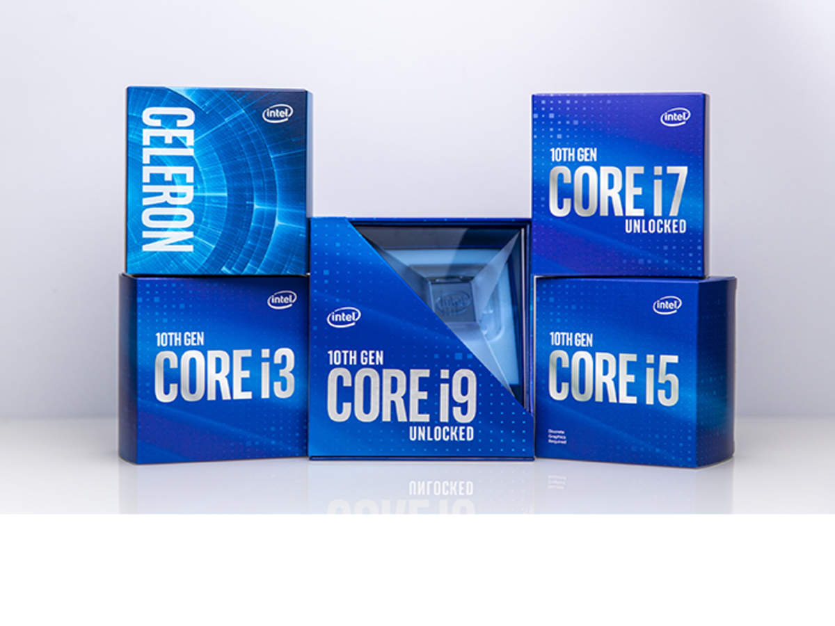 Intel 10th Generation T Series CPUs