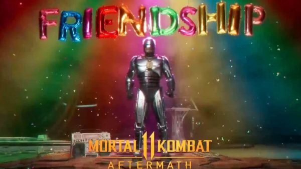 Mortal Kombat 11 Friendships
