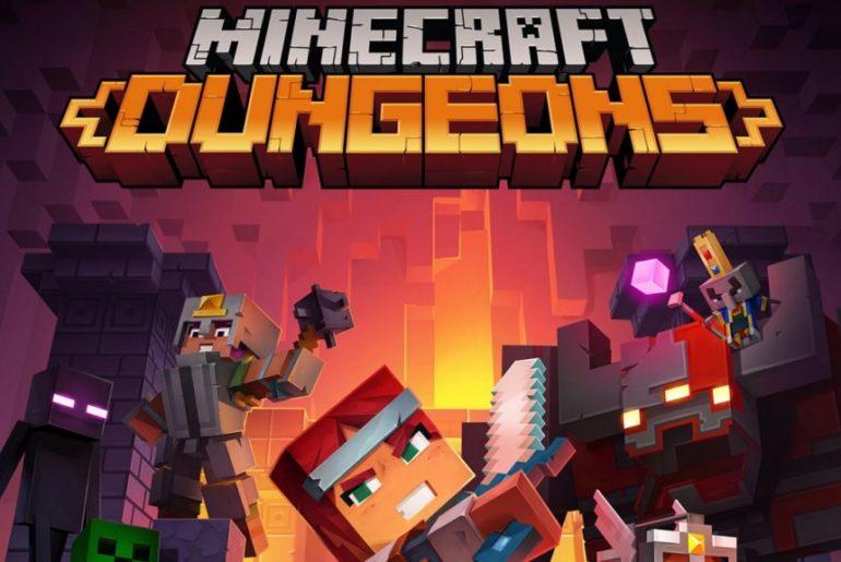 Minecraft Dungeons Cow Level