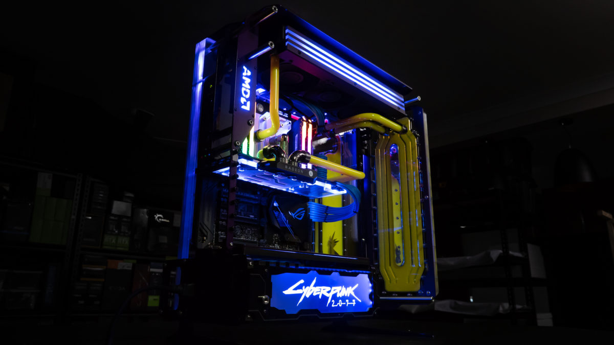 Cyberpunk 2077 Ready PC