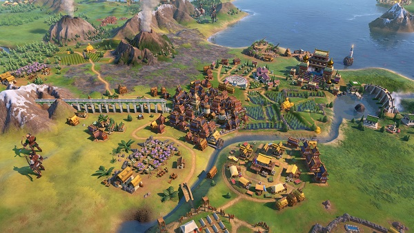 Civilization 6 War Weariness