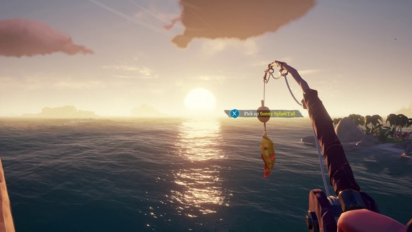 Sea of Thieves Fishing Tips