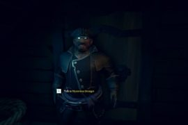 Who Is the Mysterious Stranger in Sea of Thieves?