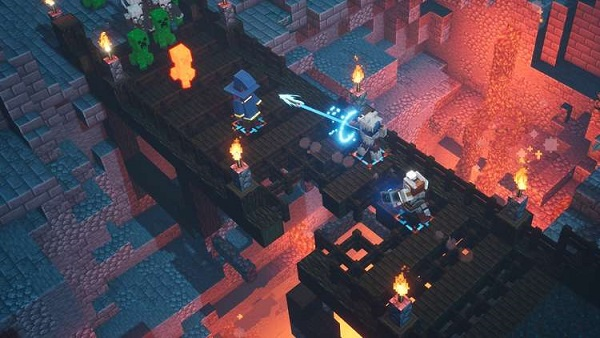 Minecraft Dungeons Difficulty Settings Guide