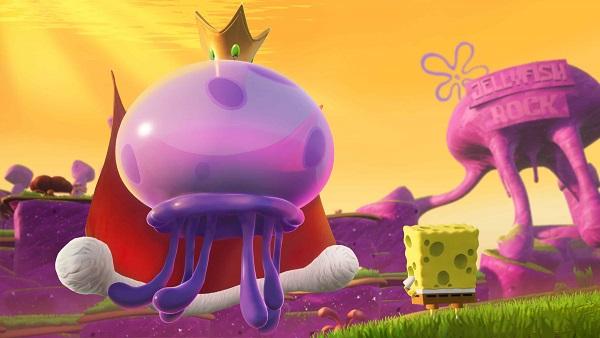 SpongBob SquarePants King Jellyfish