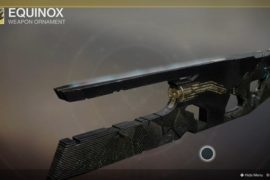 Destiny 2 Ruinous Effigy Exotic Trace Rifle Guide