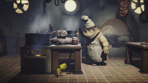 Little Nightmares Nomes Locations