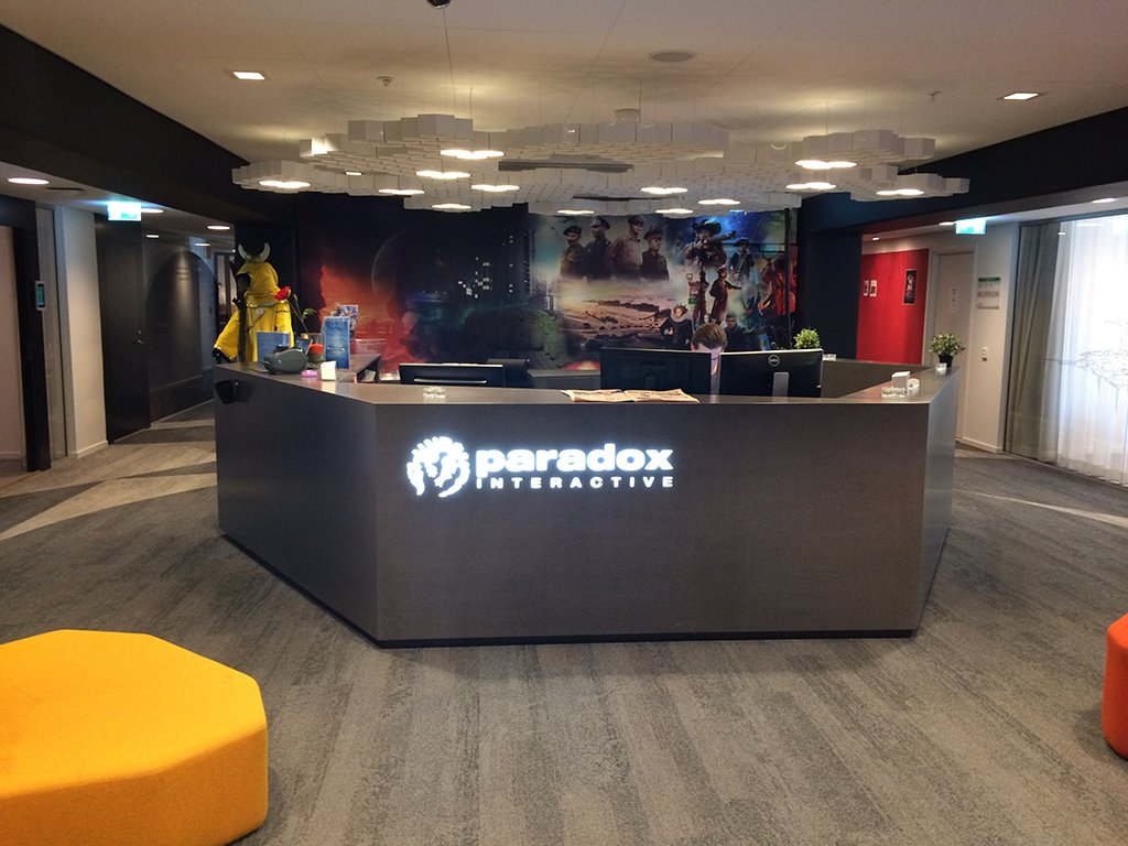Paradox Interactive Studio