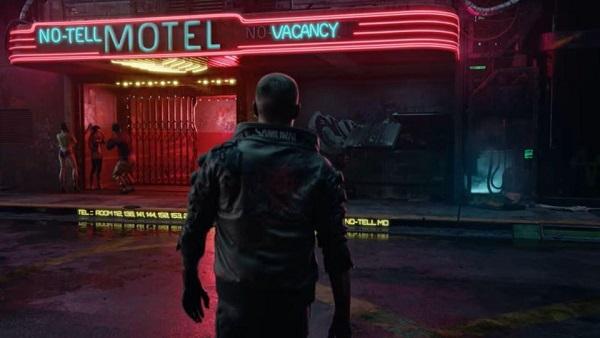Cyberpunk 2077 character progression