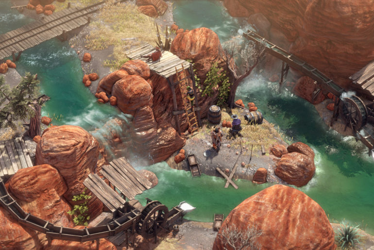 Desperados 3 Difficulty Settings Explained