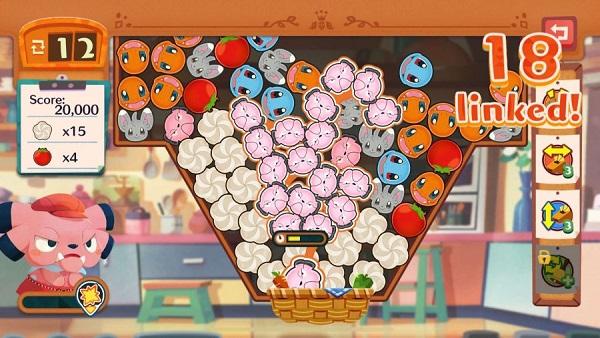 Pokemon Cafe Mix Gimmicks