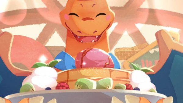 Pokemon Cafe Mix leader
