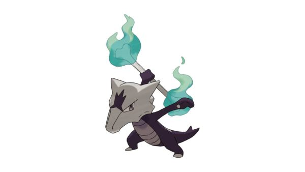 Pokemon Sword And Shield Alolan Marowak