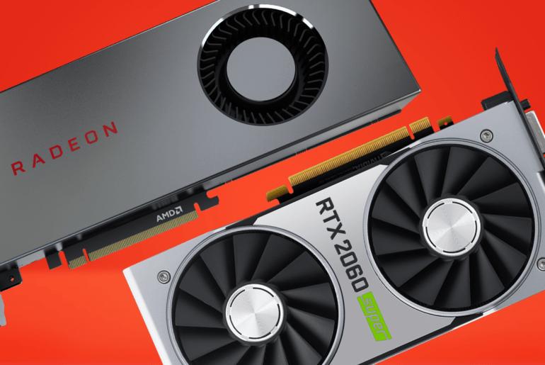 AMD Nvidia GPU Launch