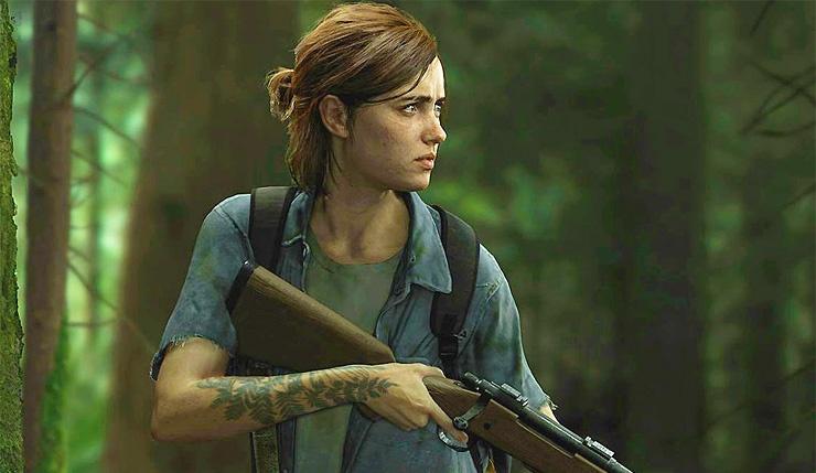 Last of Us 2 Sniper Rifle